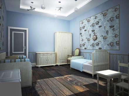 classic Nursery/kid's room by Best Home