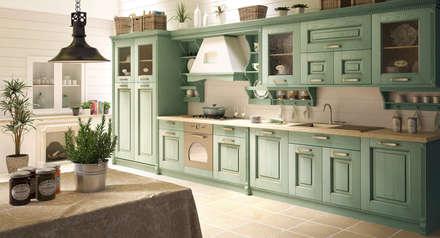 Global: Cucina in stile in stile Classico di motik
