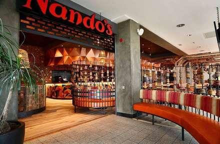 Nandos :  Gastronomy by Simple Simon Design