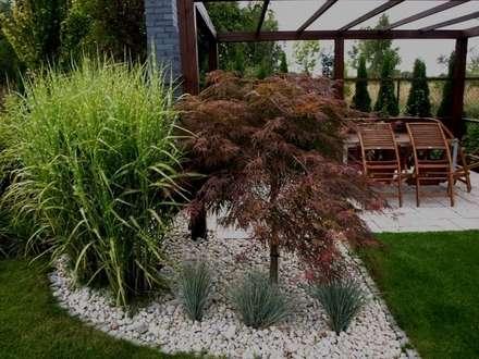 Patio2: styl , w kategorii Ogród zaprojektowany przez Green Decor