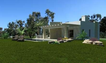 Casa Stile Moderno Esterni : Esterni di case good case stile moderno esterno con facciate ed