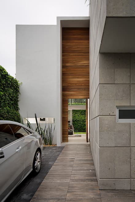 Walls By Micheas Arquitectos