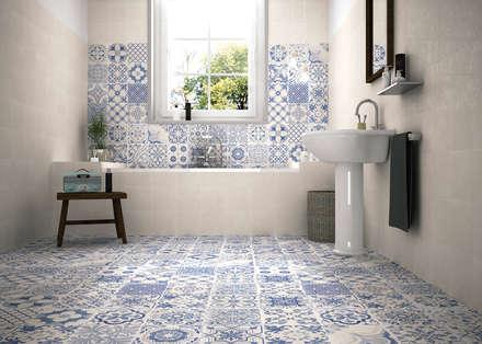 Ba os modernos dise o e ideas de decoraci n homify - Como alicatar un cuarto de bano ...