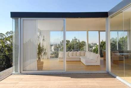 Terrace by Alvaro Moragrega / arquitecto