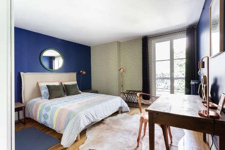 Chambre images id es et d coration homify - Chambre style loft industriel ...