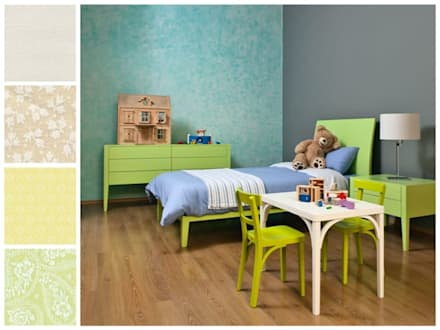Phòng trẻ em by MARIANGEL COGHLAN