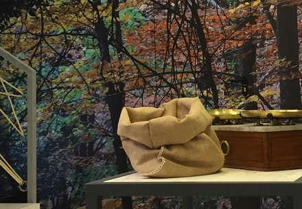 Eco Ceres: Oficinas y Tiendas de estilo  de Silvia R. Mallafré