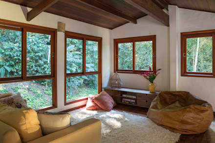 Salas de estar inspira o e design de interiores homify for Casa design manzano
