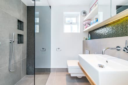 Bathroom : modern Bathroom by CATO creative