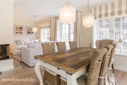 Esszimmer ideen im landhausstil homify for Esszimmer im landhausstil