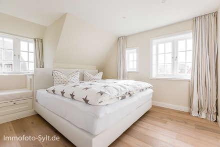 Landhausstil schlafzimmer blau  Landhausstil Schlafzimmer Einrichtungsideen und Bilder | homify