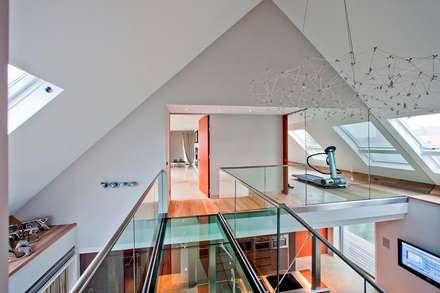Gimnasios domésticos de estilo  por Buys Glas