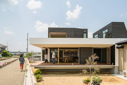 منازل تنفيذ murase mitsuru atelier