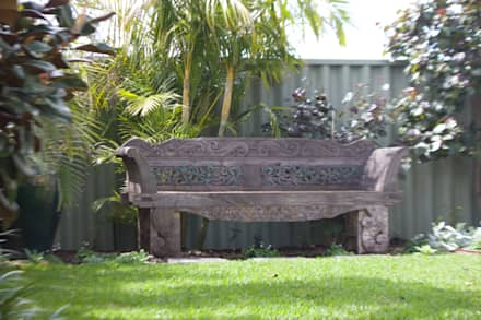 Scarborough Project: tropical Garden by Project Artichoke
