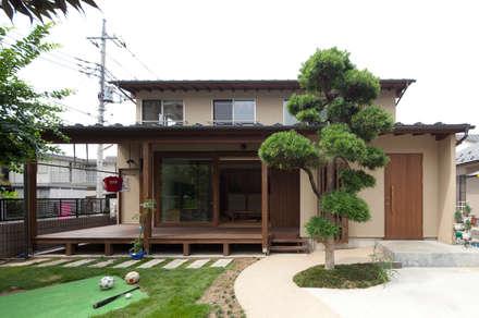 田中ナオミアトリエ의  주택