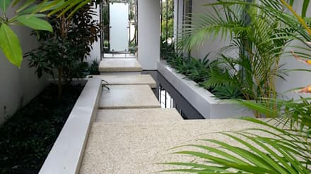 Applecross: modern Garden by Project Artichoke