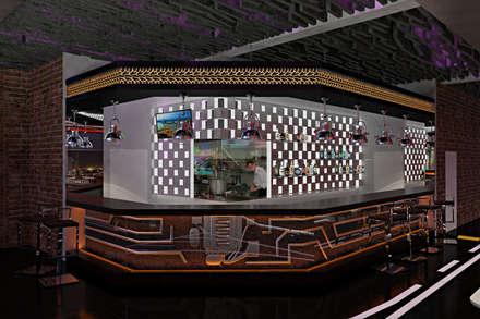 Концепт развлекательного центра: Торговые центры в . Автор – UKRINTEL
