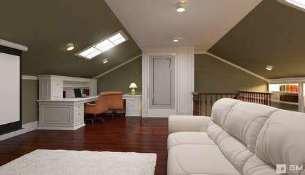 Интерьер дома в колониальном стиле : Детские комнаты в . Автор – GM-interior