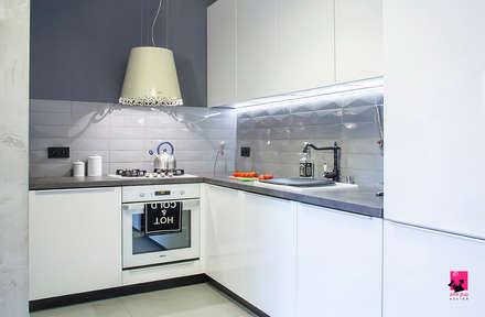 Aneks kuchenny: styl , w kategorii Kuchnia zaprojektowany przez Pink Pug Design Interior