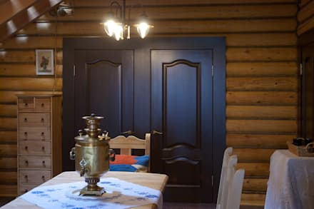 Shachebol House: Столовые комнаты в . Автор – Alena Kazimirava
