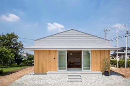منازل تنفيذ 矢内建築計画 一級建築士事務所