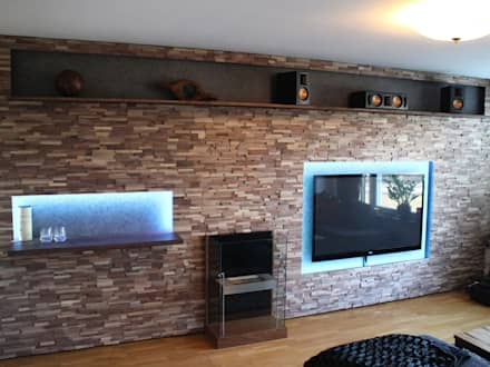 Wallure - Residential property in Sweden (January 2015):  Walls by Wallure
