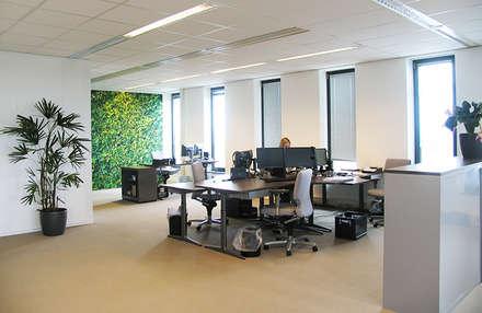Office buildings by Levenssfeer