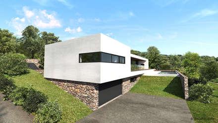 maisons modernes id es inspiration homify. Black Bedroom Furniture Sets. Home Design Ideas