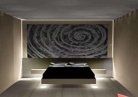 Hoteles de estilo  por Murales Divinos