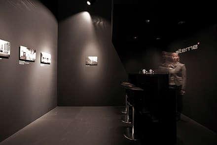 alteme licht ag / the poetry of shadows:  Messe Design von 22quadrat