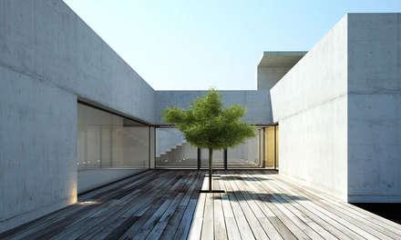 Casa A+P: Habitações  por Artspazios, arquitectos e designers
