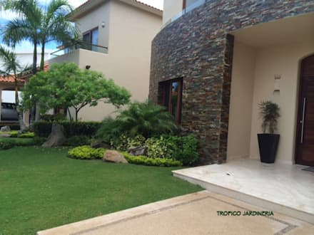 สวน by Tropico Jardineria