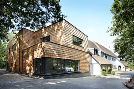 Haven House Children's Hospice:  Clinics by Clear Architects