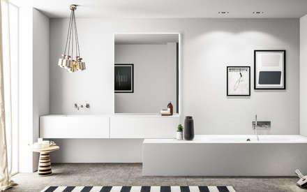 bagno: idee, immagini e decorazione | homify - Idee Per Arredare Il Bagno