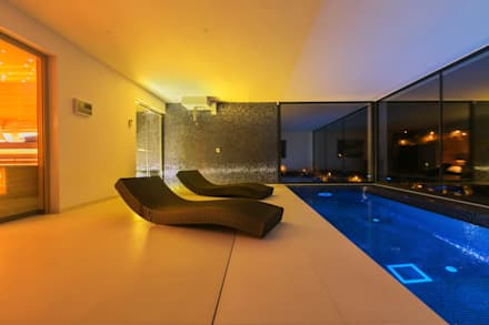 minimalistic Spa by RM arquitectura