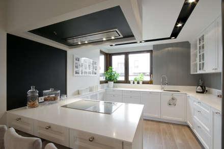 Dom w Falentach : styl , w kategorii Kuchnia zaprojektowany przez 3deko