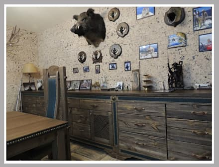 Оружейная комната: Медиа комнаты в . Автор – Рязанова Галина