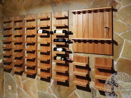 ห้องเก็บไวน์ by Lesomodul