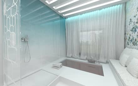 Steam Bath by Luxum