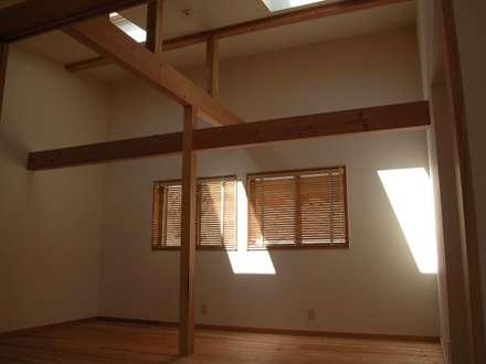 PETANKOの家: 鶴巻デザイン室が手掛けた子供部屋です。