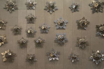"""Origins"" 2013-2014:  Stadiums by James Jones Sculpture - Onepluszero Ltd"