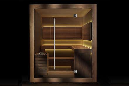 Dream Sauna: tropical Spa by Aegean Spas