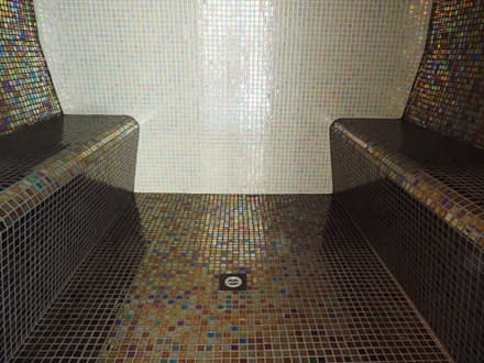 Turkish Steam Room:  Steam Bath by Oceanic Saunas