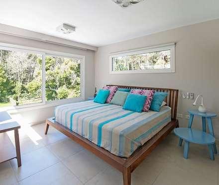 caril dormitorios de estilo moderno por estudio sespede arquitectos - Dormitorios Decoracion