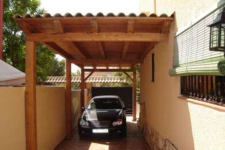 Garagens abertas  por Incofusta