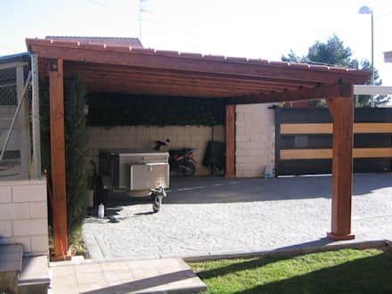 Carport by Incofusta