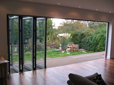 modern Conservatory by Le Verande srls
