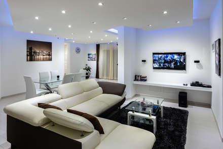 Best Arredamento Soggiorno Moderno Design Images - Amazing House ...