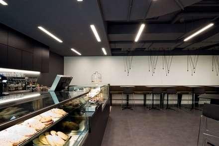 Moderne gastronomie architektur design homify for Gastronomie architektur