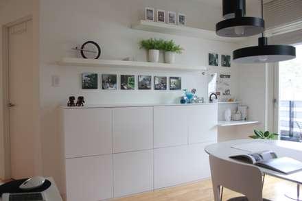 iie design モデルハウス: 一級建築士事務所 iie designが手掛けた和室です。